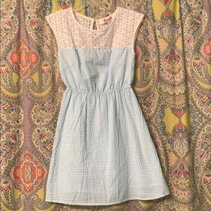 Dresses & Skirts - Seersucker flare dress
